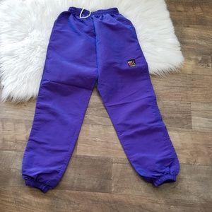 🔥CLOSING MONDAY🔥Purple Surf Style Wind Pants